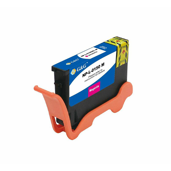 Premium Quality Magenta Inkjet Cartridge compatible with Lexmark 14N1616 (Lexmark #150XL)