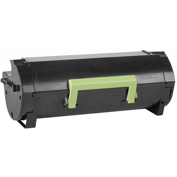 Premium Quality Black Toner Cartridge compatible with Lexmark 50F1X00 (Lexmark #501X)