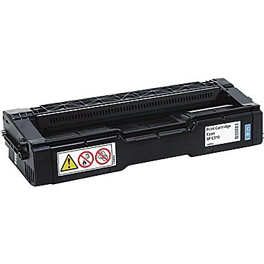 Premium Quality Cyan Toner compatible with the Ricoh (Type SPC310HA) 406476