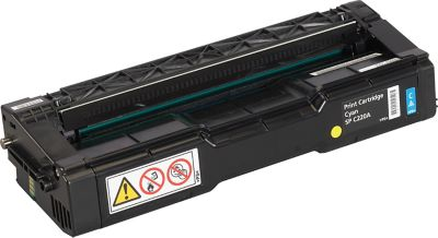 Premium Quality Cyan Toner Cartridge Toner Cartridge compatible with the Ricoh 406047