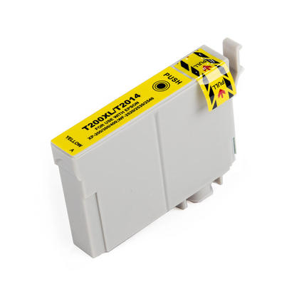 Premium Quality Yellow Inkjet Cartridge compatible with the Epson (Epson 200XL) T200XL420