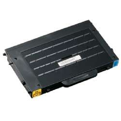 Premium Quality Cyan Toner Cartridge compatible with the Samsung CLP-500D5C