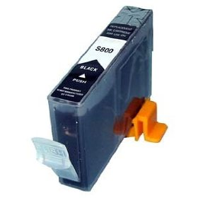 Premium Quality Black Inkjet Cartridge compatible with the Canon (BCI-6BK) 4705A003