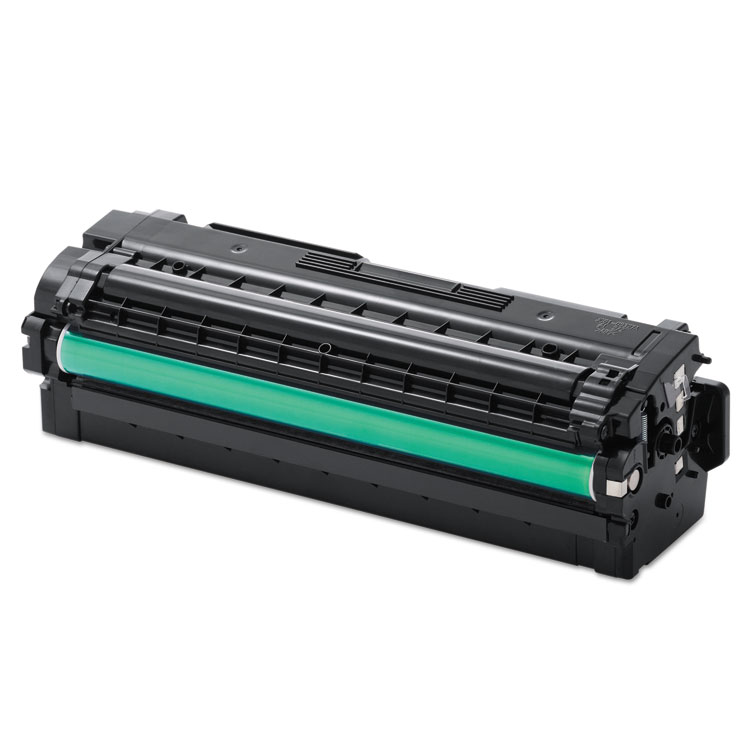 Premium Quality Yellow Toner Cartridge compatible with the Samsung CLT-Y505L