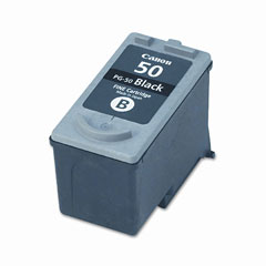 Premium Quality Black Inkjet Cartridge compatible with the Canon (PG-50) 0616B002