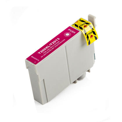 Premium Quality Magenta Inkjet Cartridge compatible with the Epson (Epson 200XL) T200XL320