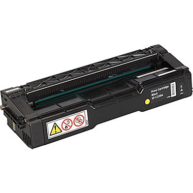 Premium Quality Black Toner Cartridge compatible with Ricoh 406046