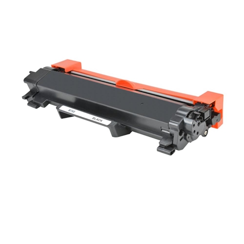 Premium Quality Black Toner Cartridge compatible with the Brother TN760 (TN-730 High Yield)