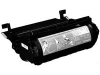 Premium Quality Black Toner Cartridge compatible with Lexmark 1382620