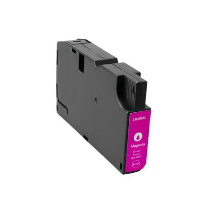Premium Quality Magenta Inkjet Cartridge compatible with Lexmark 14L0199