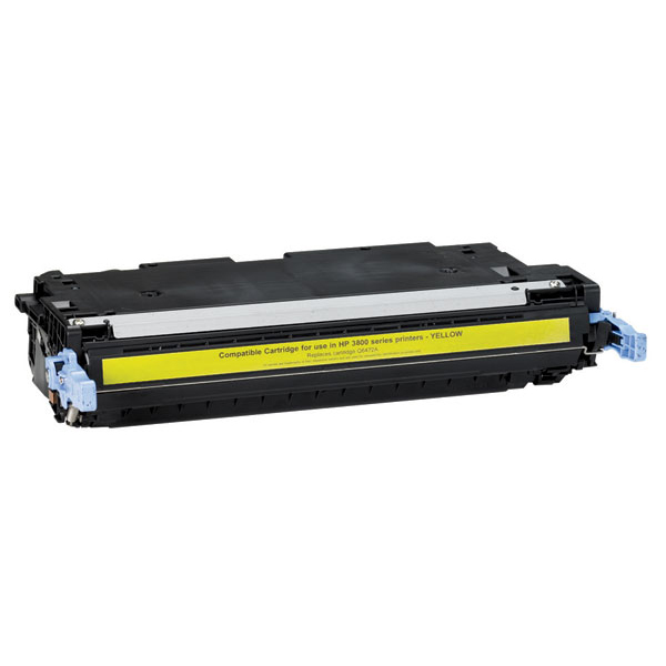 Premium Quality Yellow Toner Printer Cartridge compatible with Canon 1657B001AA (CRG-111Y)