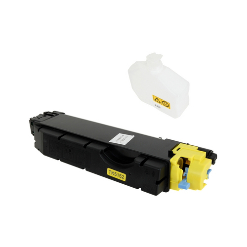 Premium Quality Yellow Toner Cartridge compatible with Copystar 1T02NSAUS0 (TK-5152Y)