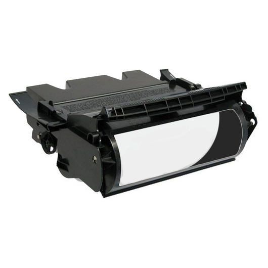 Premium Quality Black Toner Cartridge compatible with Lexmark 12A7362