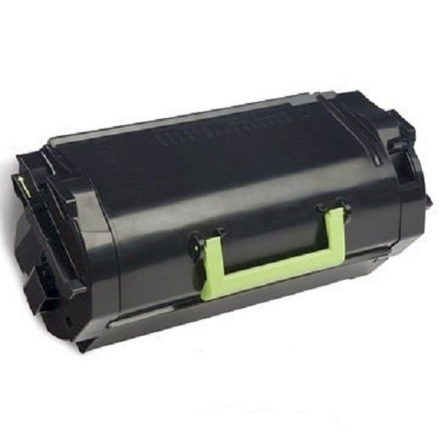 Premium Quality Black Toner Cartridge Drum compatible with Lexmark 24B6186