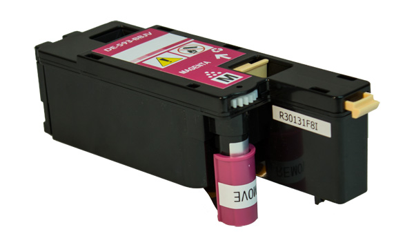 Premium Quality High Capacity Magenta Toner Cartridge compatible with the Dell 593-BBJV