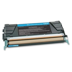 Premium Quality Yellow Toner compatible with the Lexmark C540H1YG