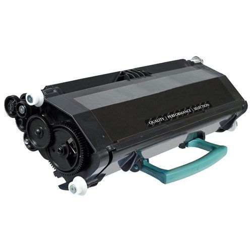 Premium Quality Black Toner Cartridge compatible with Lexmark E260A21A