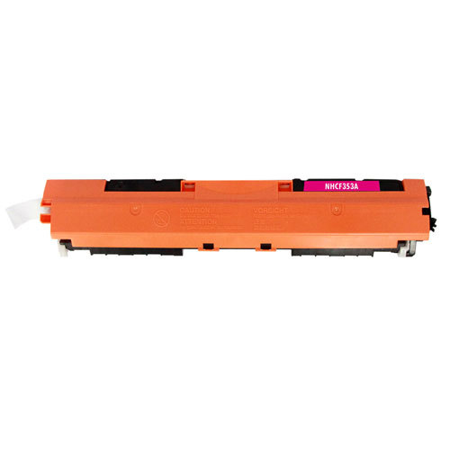 Premium Quality Magenta Toner Cartridge compatible with the HP (HP 130A) CF353A