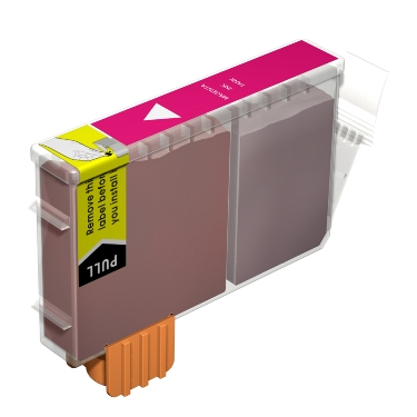 Premium Quality Magenta Inkjet Cartridge compatible with the Canon (BCI-6M) 4707A003