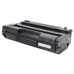 Premium Quality Black Toner compatible with the Ricoh 402809