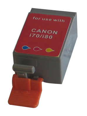 Premium Quality Color Inkjet Cartridge compatible with Canon BCI-16C (9818A003)