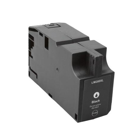 Premium Quality Black Inkjet Cartridge compatible with Lexmark 14L0197