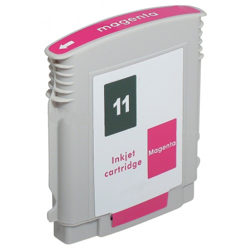 Premium Quality Magenta Ink Cartridge compatible with HP C4837A (HP 11)