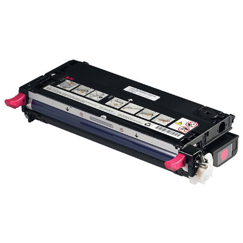 Premium Quality High Capacity Magenta Toner Cartridge compatible with the Dell 310-8096
