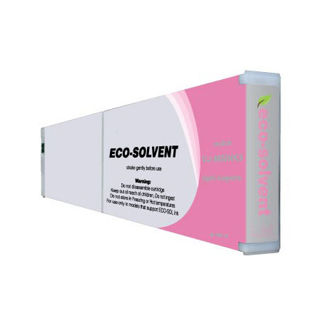 Premium Quality Light Magenta Eco-Ultra Ink compatible with the Mutoh VJ-MSINK3 LM-440