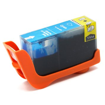 Premium Quality Cyan Inkjet Cartridge compatible with Canon BCI-1001C