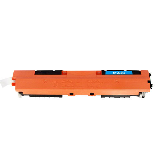 Premium Quality Cyan Toner Cartridge compatible with the HP (HP 130A) CF351A