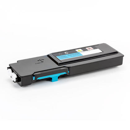 Premium Quality Cyan Toner Cartridge compatible with Dell 488NH (593-BBBT)